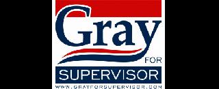 Gray For Supervisor