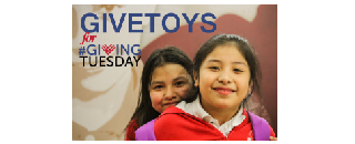 Give Toys for #GIVINGTUESDAY
